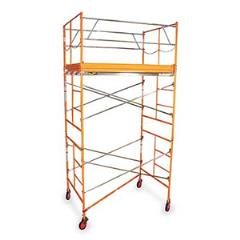 Where to rent SCAFFOLD 10  H W CASTERS in Wilmington DE